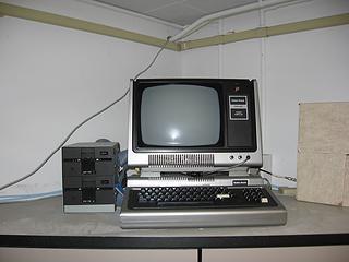 1979 TRS 80 (Trash 80)