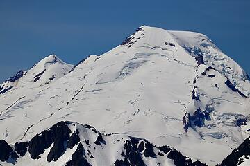 Mt. Baker Closeup