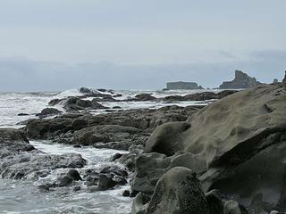 Washington's coastline