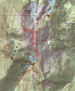 Rampart-Ridge-Route