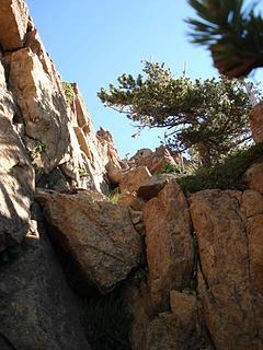 Nice climbing
