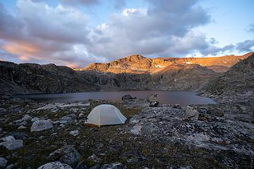 tent shot