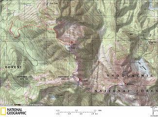 Persis & Index Map