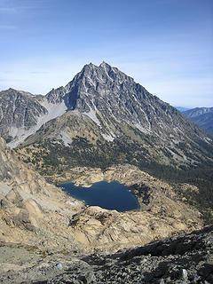 Mount Stuart & Ingalls Lake