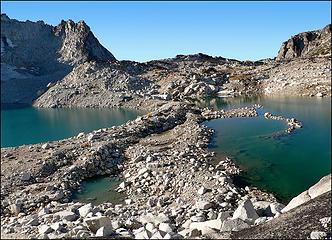 Isolation Lake 10.12.06.