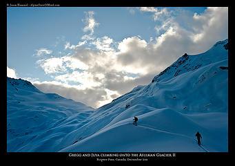 Onto the Asulkan Glacier II