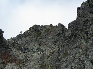 summit gully