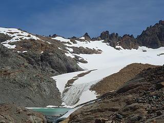 Helio Azul Glacier