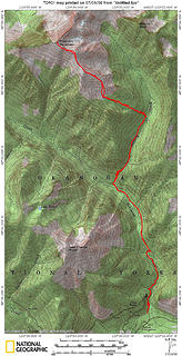 GPS route (from Rob)