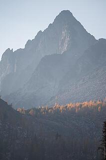 Lago east ridge