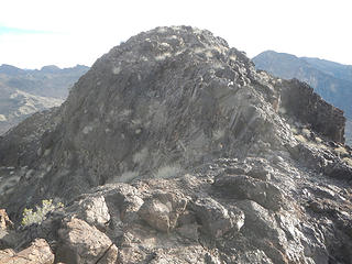 summit visible