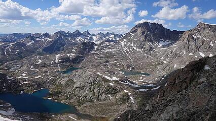 Indian Basin below