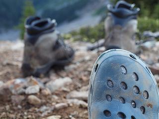 crocs >>> boots