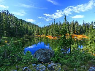 Twin lake 2