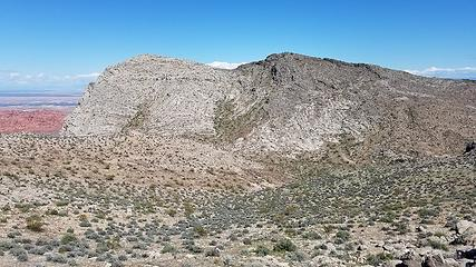 North Fire Peak