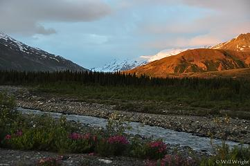 Alaska Range, Richardson Highway (2)