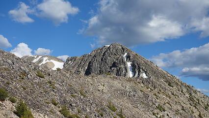 Ascending Pass Butte