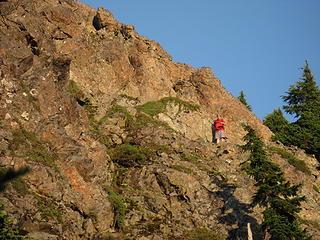 mark descending tinkham