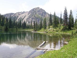 Crystal Lake.