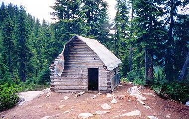 Square lk cabin 7-1991