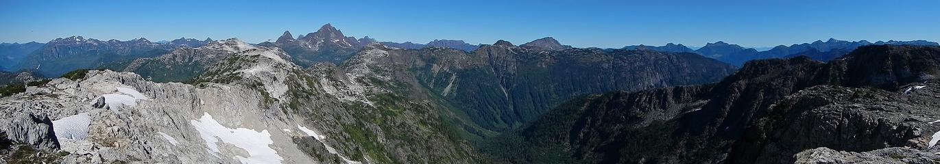 Phillips summit pano