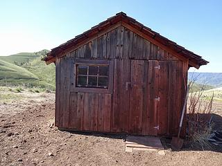 Idaho Fish & Game maintains several of these cabins throughout the area for public use.