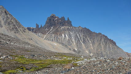 Cerro Castillio; I'll have to come back another year to climb this one!