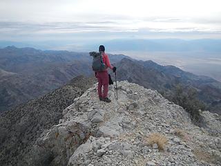 Palmer summit