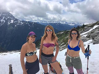 snowfield babes 2