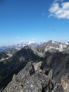 Mt. Seattle summit