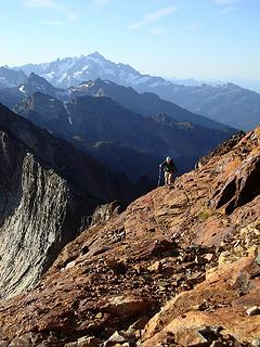 Matt and Shuksan