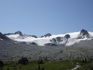 Sorcerer Glacier