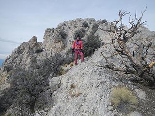 dolomite ridge