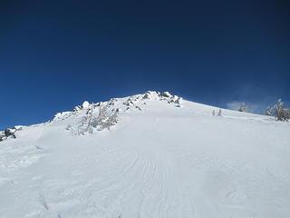 the steep step