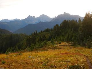 Canadian Border Peak, American Border Peak, Tomyhoi