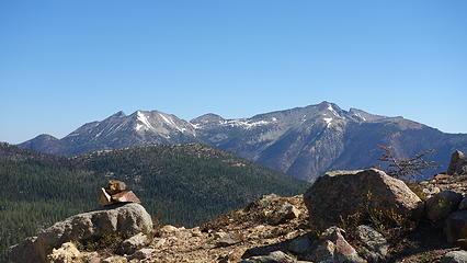 Admiring Lost Peak