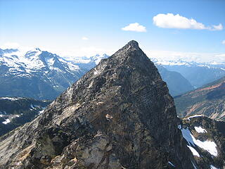 Vulcan summit
