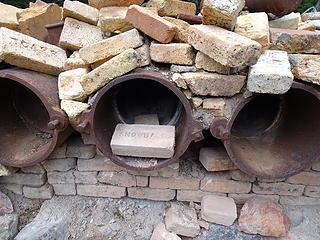Elsnor mine artifact