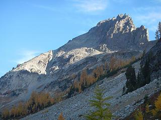 7FJ ascent slope