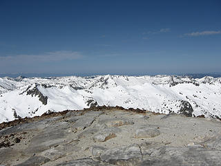 Vast snowy ranges 2