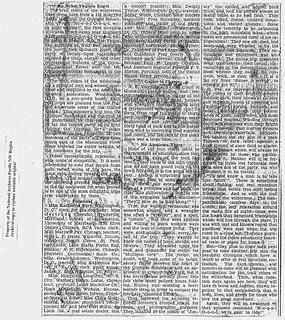 The Sunday Olympian, Sept. 6, 1936