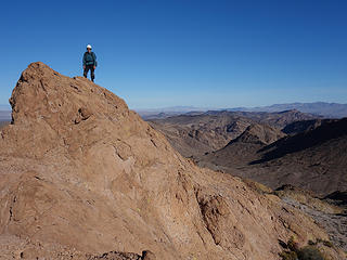 Eldorado Mountains Wilderness; Lake Mead National Recreation Area, NV