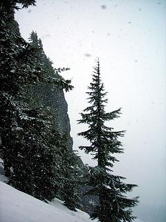 summit snow storm...