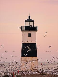 10- North Pier Lighthouse