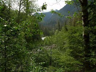 White Chuck River 1