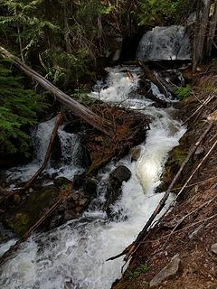 Waterfall on Gill Creek