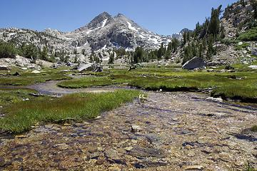 Sixty Lakes Basin, Kings Canyon National Park