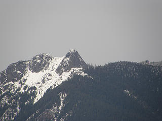 Mt. Si from first ledge.