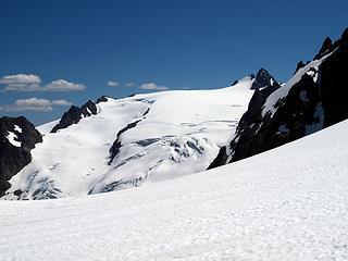 le conte glacier
