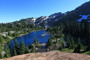 Rampart lakes